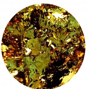 Papel Oro Dorado