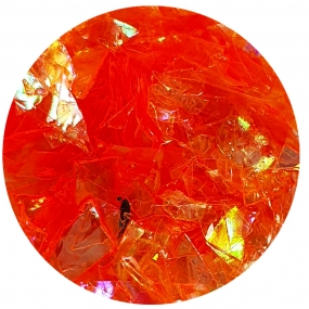Ala de Angel Naranja